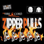 Zipper Pulls – Made with 550 FireCord