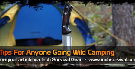 6 Tips For Anyone Going Wild Camping