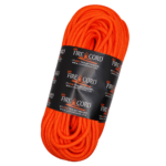 550 FireCord – Safety Orange – 100 Feet