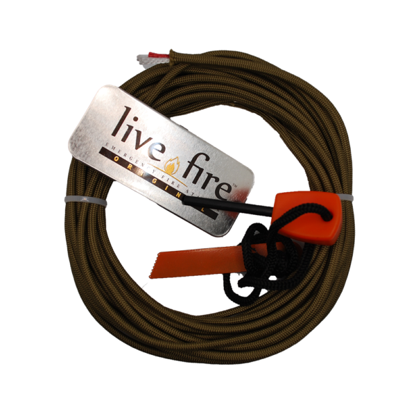 Ring O Fire - Coyote Brown