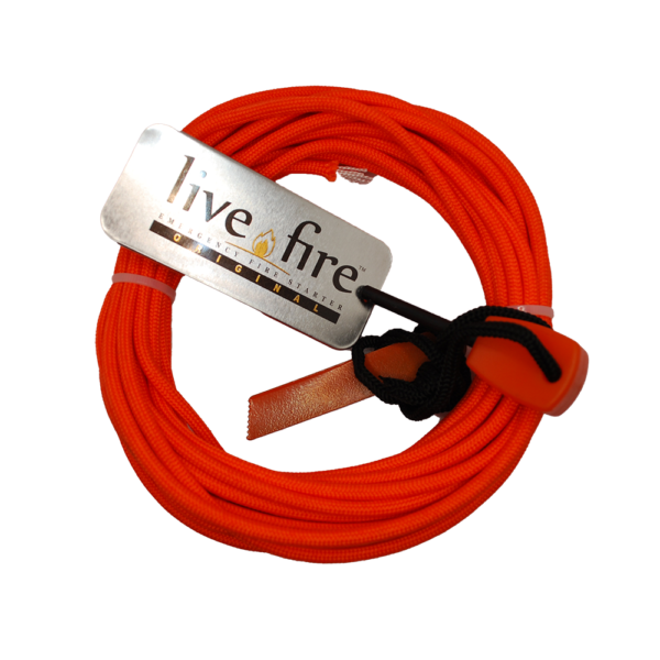 Ring O Fire - Safety Orange