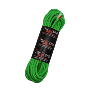 550 FireCord - Safety Green - 25 Feet