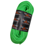 550 FireCord – Safety Green – 100 Feet