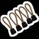 Zipper Pulls – Desert Camo