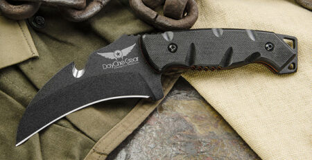 C.U.M.A. Protector Knife is the Official Knife of Controlled F.O.R.C.E.