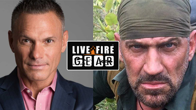 Kevin Harrington and EJ Snyer - Live Fire Gear