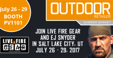 Live Fire Gear Outdoor Retailer Market