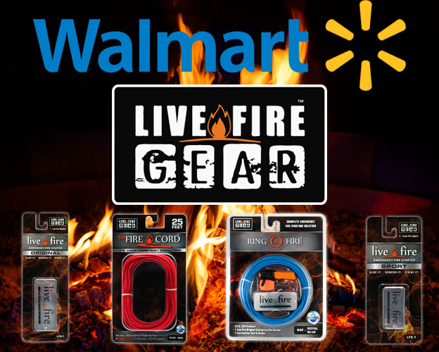 Live Fire Gear sold on Walmart.com