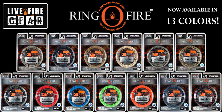 Live Fire Gear Ring O Fire
